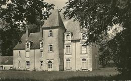 SARTHE - Dépt N° 72 = BEAUMONT LA CHARTRE = CPSM AIGNAN BERNARD = Chateau - Andere Gemeenten