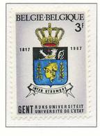 NB - [150536]SUP//**/Mnh-N° 1434, Armoiries Des Universités De Gand, Fondées En 1817, SNC - Unused Stamps