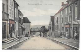 Epinac - Rue Franche - Andere Gemeenten