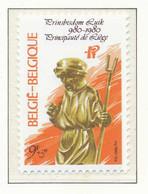 NB - [151976]SUP//**/Mnh-N° 1987, Millénaire De La Ville De Liège, Sculpture, Le Compagnon Brasseur Liégeois, SNC - Unused Stamps