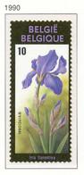 NB - [152961]TB//**/Mnh-N° 2357, Fleurs, Floralies Gantoises VIII, Iris Florentina (mauve) - Unused Stamps