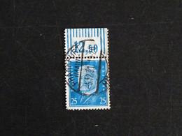 ALLEMAGNE GERMANY DEUTSCHLAND DEUTSCHES REICH YT 407 OBLITERE BORD DE FEUILLE - PAUL VON HINDENBURG - Used Stamps