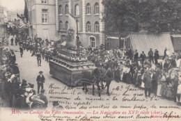 ATH /  CORTEGE DES FETES COMMUNALES  1906 - Ath