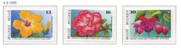 NB - [153534]TB//**/Mnh-N° 2589/91, Floralies Gantoises IX, Fleurs Diverses, SC, SNC - Unused Stamps