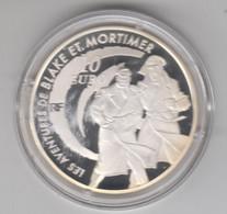 FRANCE - 10 Euros Argent 2010 (Black Et Mortimer) Dans Son Etui - France