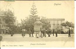 """CP De CAGLIARI """" Piazza Costituzione """" - Cagliari"""