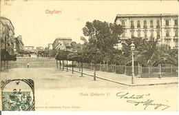 """CP De CAGLIARI """" Viale Umberto I """" - Cagliari"""