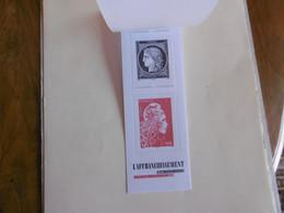 FRANCE N0 YT  C1526  CARNET PHILATELIE  L AFFRANCHISSEMENT  NON PLIE - Conmemorativos