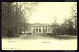 TERVUEREN - TERVUREN - Palais Colonial - Circulé - Circulated - Gelaufen - 1905. - Tervuren