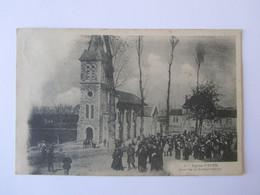 AYEN, Corrèze, église, Jour De La Consurration - Otros Municipios