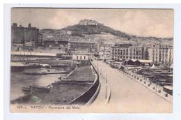 ITALIE - NAPOLI - Panorama Dal Molo ( Editori Trampetti E Migliaccio - Napoli (Naples)