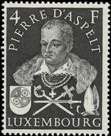 Luxembourg, Luxemburg 1953 Pierre D'Aspelt Timbre Neuf MNH** Val.cat.12,50€ - 1940-1944 German Occupation