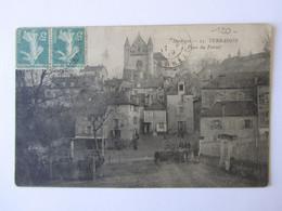 TERRASSON, Dordogne, Place Du Foirail - Autres Communes