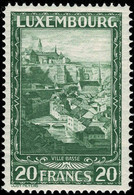 Luxembourg, Luxemburg 1931 Ville - Basse Timbre Neuf MNH** Val.cat.10,00€ - Unused Stamps