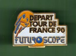 FUTUROSCOPE *** DEPART TOUR DE FRANCE 90 *** 2106 (12-3) - Cities