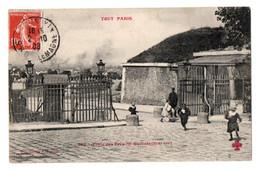 CPA  Collect F.Fleury - Tout Paris Porte Des Prés St Gervais XIX Arrt - Distretto: 19