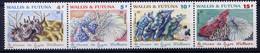 WF - N° 523/526** - CORAUX DU LAGON WALLISIEN - Unused Stamps