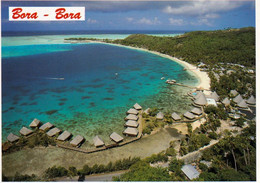 1 AK Bora Bora - Französisch Polynesien * Blick Auf Das Sofitel Marara Hotel Auf Bora Bora * - Polinesia Francese