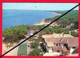 C-P-M-(33 Gironde)n°153.Bassin D'Arcachon,La Corniche Vue De La Dune Du Pyla .(la Plus Haute D'Europe 115m) - Autres Communes