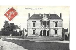 LANDIVY    LA MAIRIE   GROS PLAN       DEPT 53 - Other Municipalities