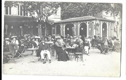 Lamalou (?) Carte Photo, Lieu à Identifier, Cpa Expédiée De Lamalou Le Haut En 1910 (7360) - Lamalou Les Bains