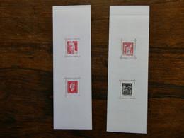 FRANCE  Carnet 1522 Et 1523 Faciale 37,50 € Neufs Sans Charnière - Altri