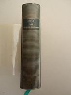 Bibliothèque De La PLEIADE No 146 - Emile Zola - Les Rougon-Macquart - 1963  - Tome 1 - La Pléiade