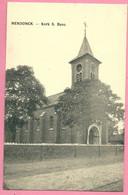 C.P Mendonk  =  Kerk S.  BAVO - Gent