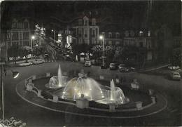 14 - Deauville - La Place Morny - Vue De Nuit - CPSM Grand Format - Automobiles - CPM - Voir Scans Recto-Verso - Deauville