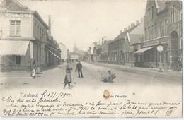 Turnhout - Rue De L'Hopital - Nels Serie 101 No 7 - 1902 - Turnhout