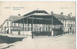 Turnhout - Marché-au-Beurre - Botermarkt - Ed. L. Lagaert, Brux. No 7 - 1908 - Turnhout