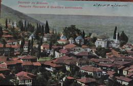 BROUSSE : La Mosquée Mouradié Et Les Quartiers Environnants - Turkey