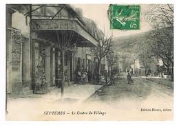 05- 2021 - SELECT - ISERE - 38 - SEPTEMES - Le Centre Du Village - Animation - Vienne