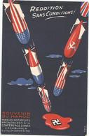 REDDITION SANS CONDITIONS ! SOUVENIR DU MAROC , PAROLES HISTORIQUES PRONONCEES A LA CONFERENCE D ANFA , CASABLANCA 1943 - War 1939-45
