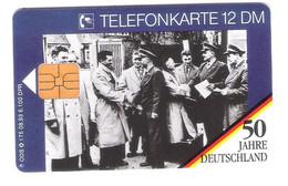 Deutschland - O 175  08/93 - 50 Jahre Deutschland - Aufstellung Der Bundeswehr - Mint - O-Series : Customers Sets