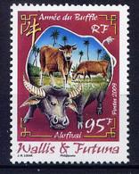 WF - 720** - ANNÉE LUNAIRE CHINOISE DU BUFFLE - Unused Stamps