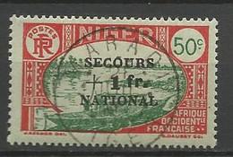 NIGER N° 89 CACHET MARADI - Usados