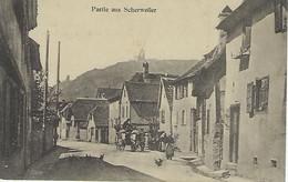 FRANCE - BON PRIX - FELDPOST - Scherweiler - Partie Aus Scherweiler - 1915 - Other Municipalities
