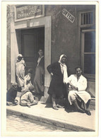 AFRIQUE TUNISIE KAIROUAN TRIBUNAL DU CHARAA JOURNALISME REAL PHOTO 18X13 CM VERITABLE PRESSE BOUCKAERT JOURNAL LE SOIR - Africa