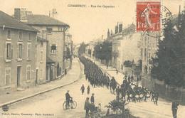 Commercy    Rue Des Capucins - Commercy