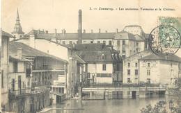 Commercy Les Anciennes Tannerie Et Le Chateau - Commercy