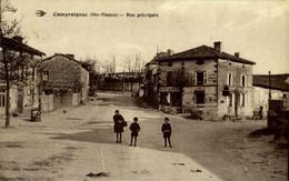 France > [87] Haute-Vienne > Compreignac > Rue Principale / 104 - Other Municipalities