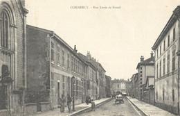 Commercy  Rue Levée Du  Breuil - Commercy