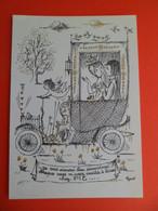 Carte Illustrateur PEYNET - Les Amoureux, Je Vous Aimerai Bien Davantage Si Coous M'invitez Ches PIC  Auto Voiture Ange - Portachiavi