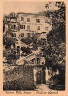BOGLIASCO - PENSIONE VILLA FERECCIO - GENOVA - NON VIAGGIATA - Genova (Genoa)