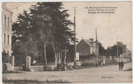Lancieux (22 - Côtes D'Armor)  Route De Ploubalay - Lancieux