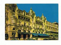 MONACO - Hôtel De Paris, Timbre Et Cachet - 1401 - Bars & Restaurants