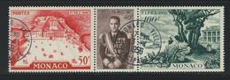 ZZ-/-093- EXPO FIPEX  1936-1956 -  N° 450/52 , OBL. , Cote 11.00 €, IMAGE DU VERSO SUR DEMANDE - Used Stamps