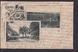 A8x /    Waldhausen B. Tübingen 1902 - Tuebingen