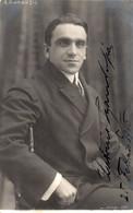 A. GANDUSIO - AUTOGRAFO - FOTO SCIUTTO 650 - NON VIAGGIATA - Cantanti E Musicisti